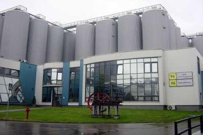 Живецкая пивоварня