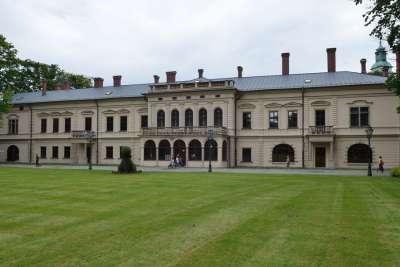 Живецкий дворец