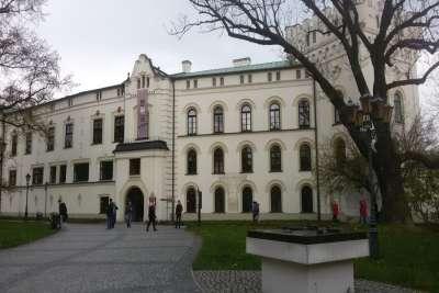 Замок Габсбургов