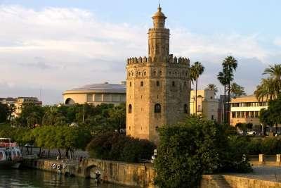 Золотая Башня в Севилье
