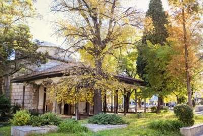 Карлово. Турецкая мечеть