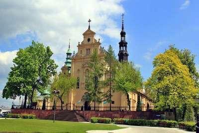 Кафедральная базилика Успения Пресвятой девы Марии