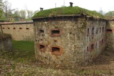 Крепость Ныса