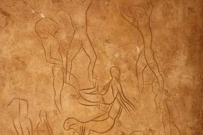 Наскальные рисунки в Сицилии