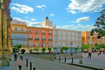 Площадь Святого Антония