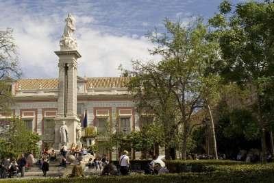 Площадь del Triunfo