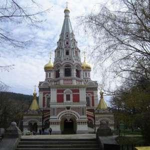 Русская церковь в Шипке