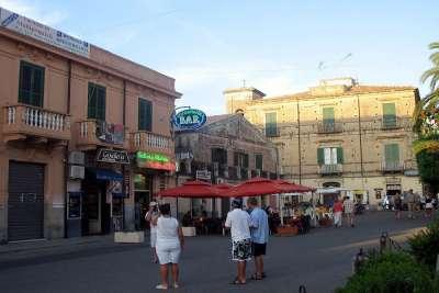 Улицы Тропеи
