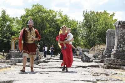 Фестиваль НИКЕ - ИГРАТА И ПОБЕДАТА в Никополис ад Иструм