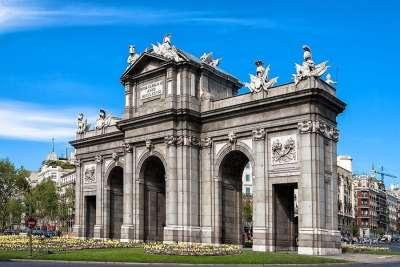 Архитектура Триумфальной арки