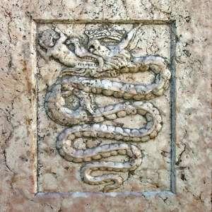 Герб рода Висконти