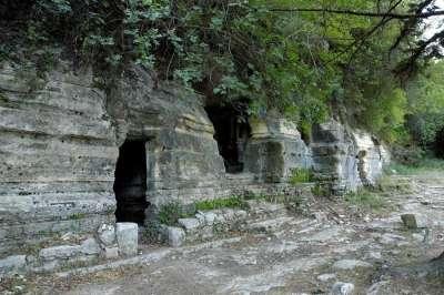 Древние захоронения Лаппы