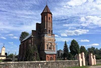 Древний костел в Гнезно