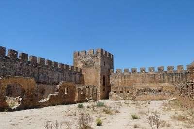 Замок Франкокастелло