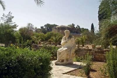 Римские памятники в Гортине
