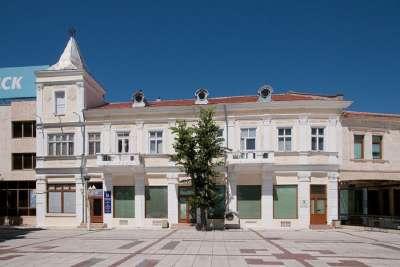 Центр Каварны