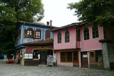 Центр Копривщицы