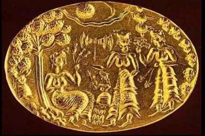 Талисман из Идейской пещеры