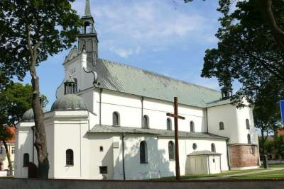 Базилика Святой Девы Марии