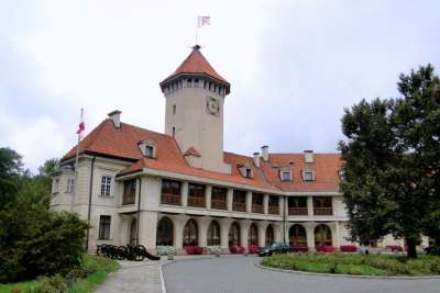 Замок Пултуска