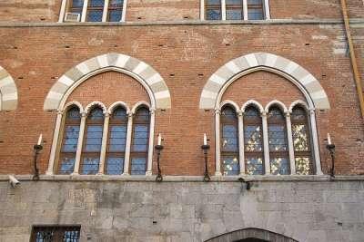 Архитектура здания дворца