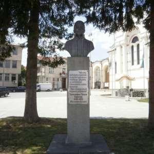 Батак. Памятник Трендафилу Керелову