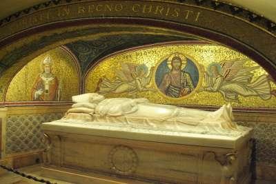 Ватиканские гроты