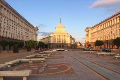 Главная площадь Софии