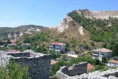 Город Враца. Болгария