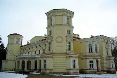 Дворец в Перемышле