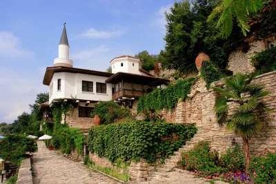 Дворец румынской королевы Марии