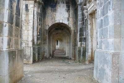 Крепость Сан-Ферран