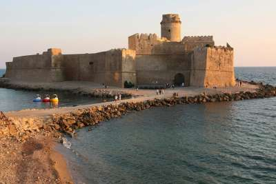 Крепость Кротоне