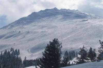 Лыжные трассы в Витоше