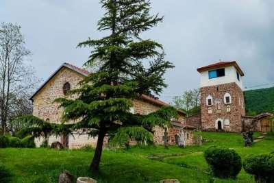 Монастырь Св. Иван Рилски. Чипровци