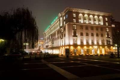 Отель Шератон. София