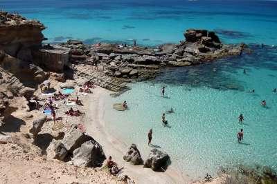 Пляж Кало-дес-Морт