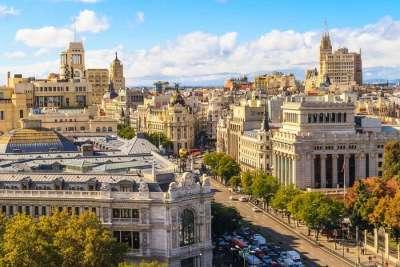 Современный Мадрид