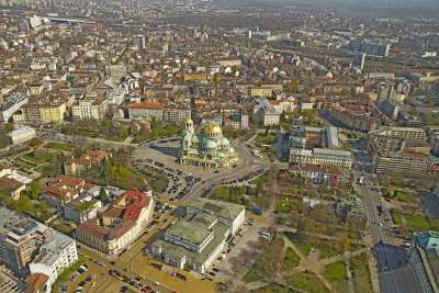София, столица Болгарии