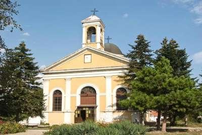 Церковь Святого Николы