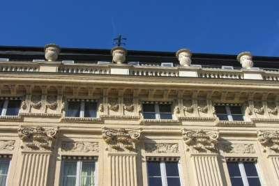 Архитектура дворца