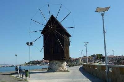 Ветряные мельницы полуострова