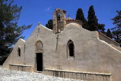 Византийская церковь Пенагия Керра