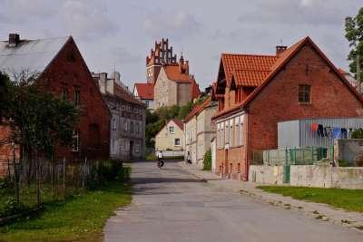 Город Гнев. Польша
