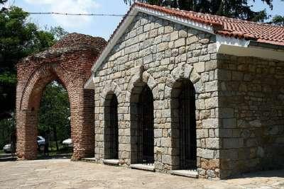 Гробница в Казанлыке