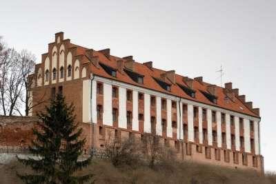 Дворец Марии Собески в Гневе