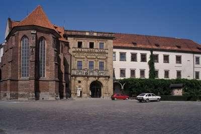 Замок Бжега