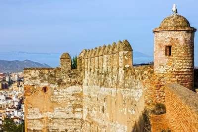 Замок Гибралфаро