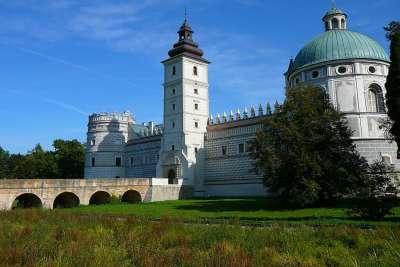 Замок Красичин
