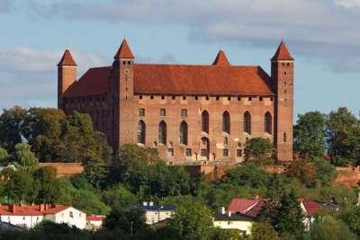 Замок в Гневе